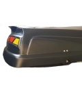 ULTRAPLAST Strešný box MEGA  600L čierny
